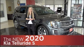All-New 2020 Kia Telluride S | Elk River, Brooklyn Park, Mpls, St Cloud, MN | Walk Around
