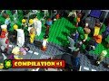 Lego Funny Stop Motion Compilation