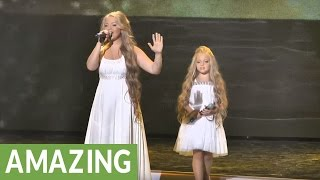 Sister duo magnificently cover Mariah Carey