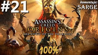 Zagrajmy w Assassin's Creed Origins: The Curse of the Pharaohs DLC (100%) odc. 21 - Heb Sed