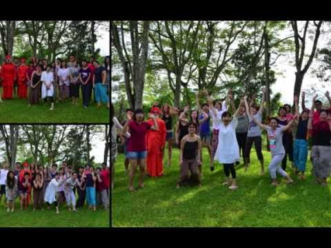 Yoga Retreat in Taiwan 阿南達瑪迦瑜伽營 2014-9-26~28