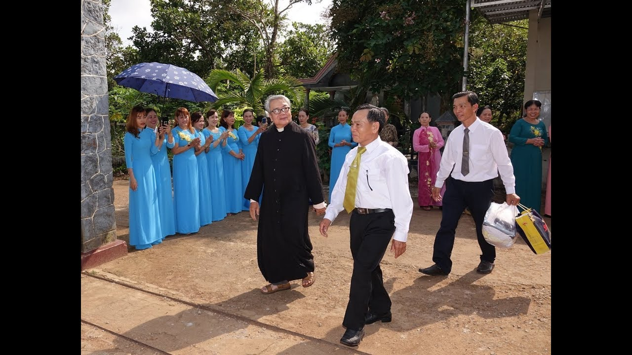 02.10.2019 GX. Thừa Đức Đón Cha Tân Chánh Xứ Vinh Sơn Trần Ngọc Châu