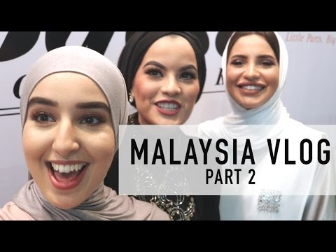 FASHION WEEK IN KL | MALAYSIA VLOG PART 2