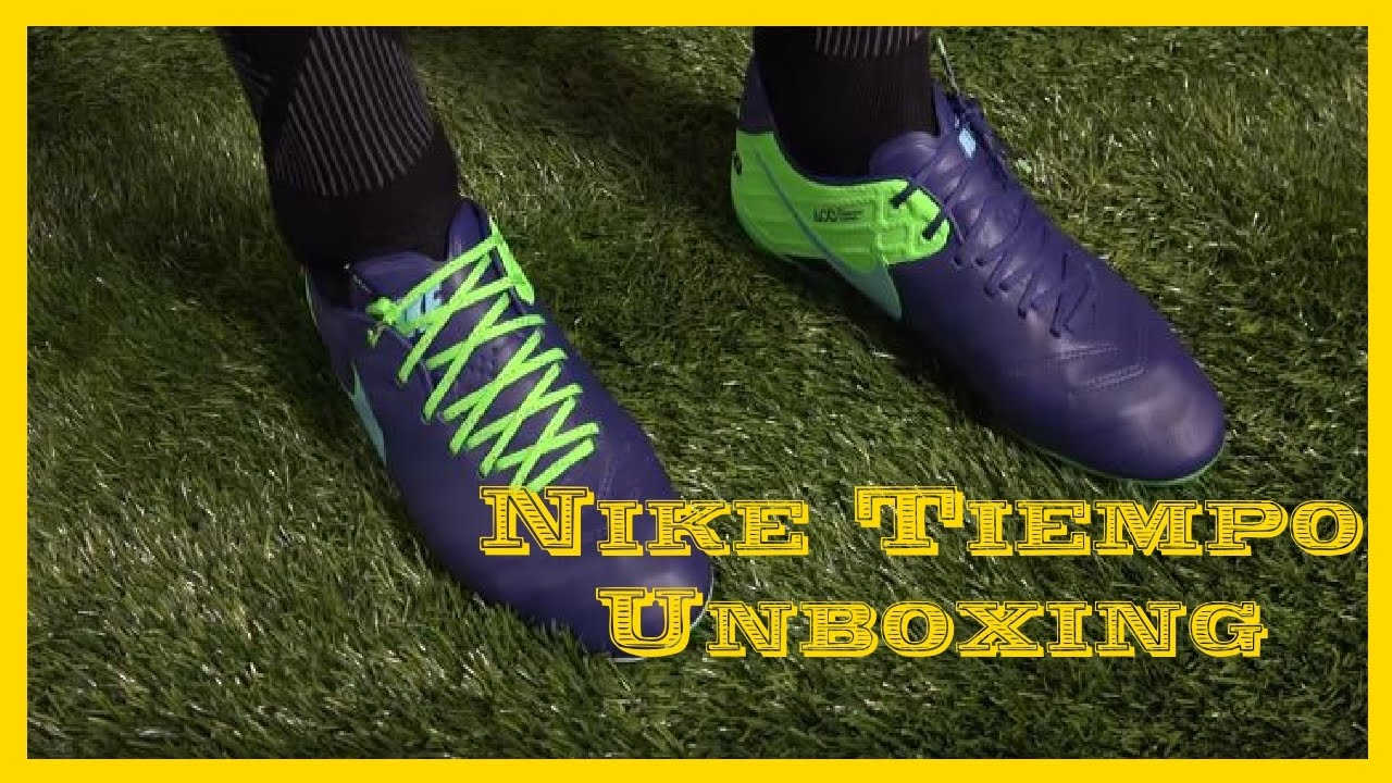 974f563cacd5 Nike Tiempo Legend 6 | Unboxing | #wlf - YouTube