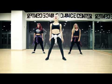 Far East Movement, Sidney Samson - Bang It To The Curb //Funk & Show | Coreografía Verónica Mejía