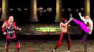 Mortal combat   приколы