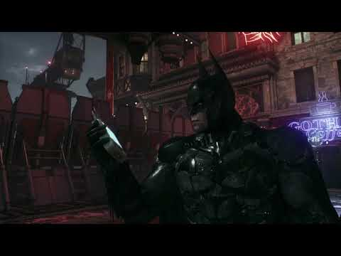 Batman: Arkham Knight - Own the Roads Without Quickfire Gadgets |