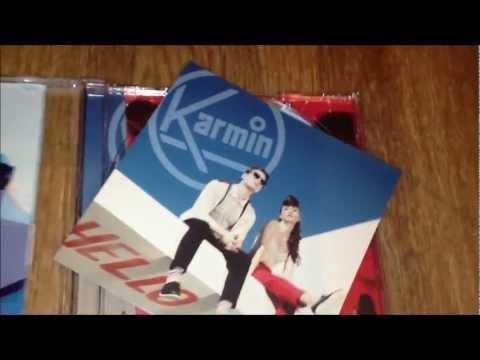 Karmin - Hello (Unboxing)