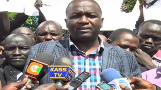 Baringo Speaker William Kamket Charged Over Attacks