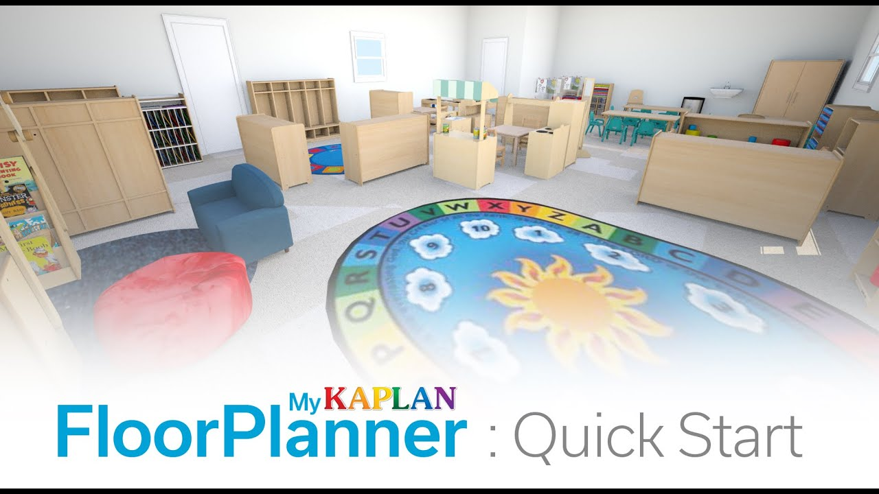 floorplanner quick start kaplan early learning company
