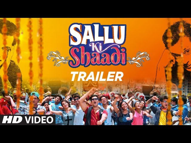 Official Trailer: Sallu Ki Shaadi | Movie Releasing on 8th December