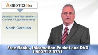 North Carolina Asbestos Exposure and Mesothelioma | Asbestos.net