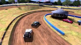 "Rfactor WCORR 3 PRO4 at Crandon ""Sim Off Road Racing"""