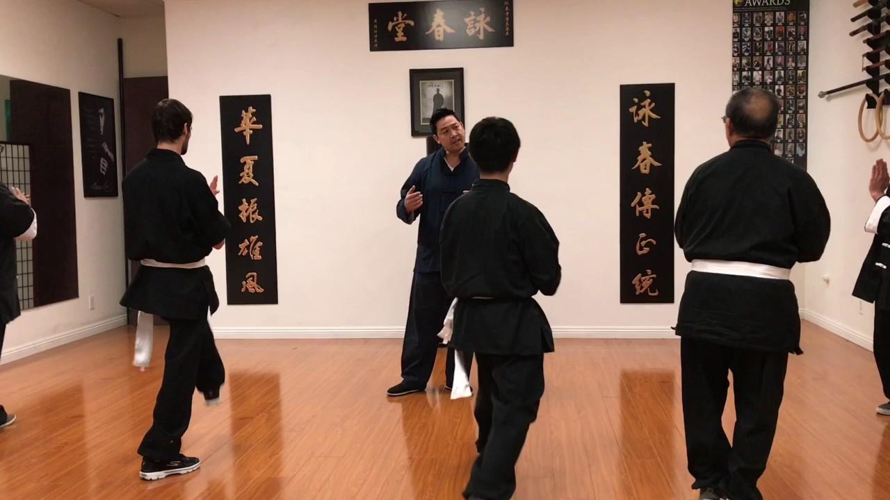 Wing Chun Kicks