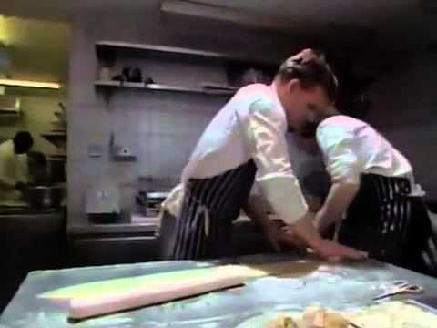 1988 Sous-Chef Gordon Ramsay - Working His Way to the Top