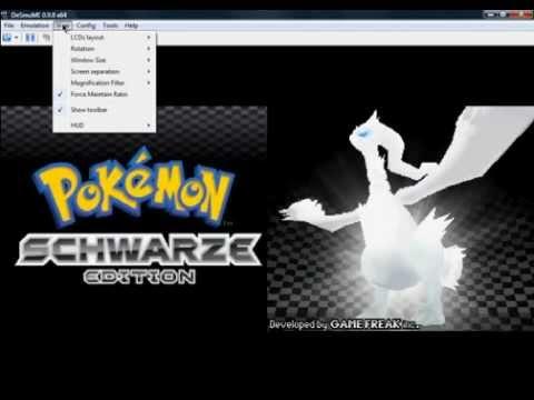 how to play pokemon platinum desume on macbook