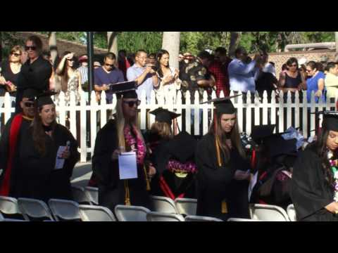 Foothill Graduation 2016