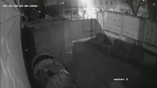 Кража камеры (со двора)