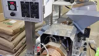 발명특허제면기 신형으로 만드는 밀가루가 없는 오징어 먹…