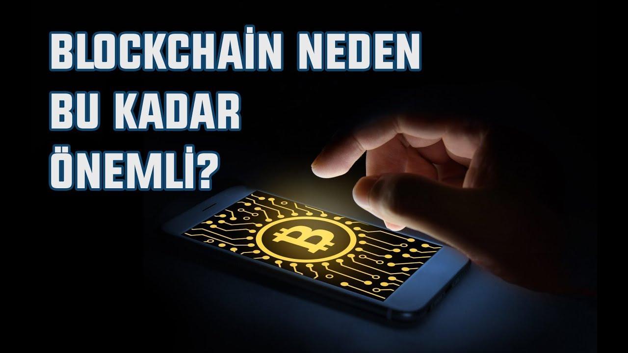 Blockchain Nedir ve Neden Bu Kadar Önemli? (En BASİT Anlatımıyla)