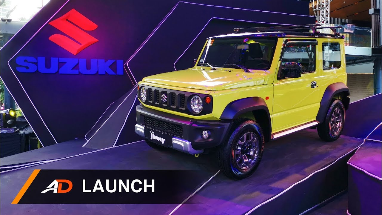 2019 Suzuki Jimny: News, Design, Release >> 2019 Suzuki Jimny Launch