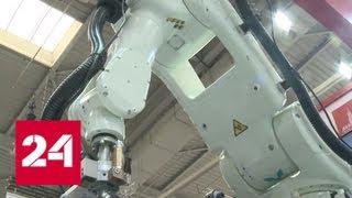 Технологии на экспорт: московские компании привезли свои разработки в Ганновер - Россия 24