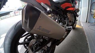 【MotoVlog】 2020 S1000RR Akrapo…
