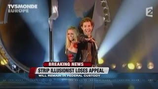UPDATE: Ex-Las Vegas illusionist to stay in jail ahead of porn trial