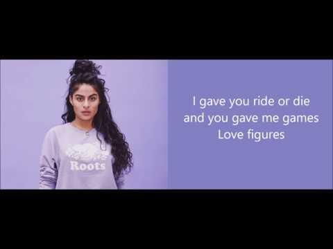Jessie Reyez Figures Lyrics