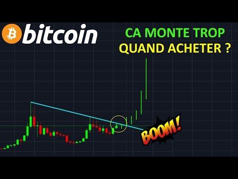 BITCOIN DIRECTION 13.500$  !? btc analyse technique crypto monnaie