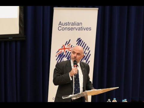 Kevin Bailey AM - VIC State Director - Australian Conservatives