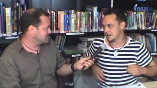 Nicolas Breton (D'autres mondes) par ABM-TV