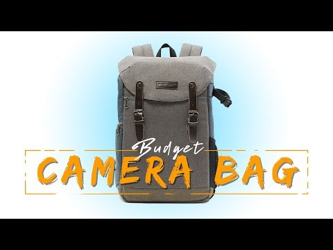 Camera Backpack Review! DSLR Camera Bag by BagSmart