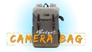 Camera Backpack Review! DSLR Camera Bag by BagSmart