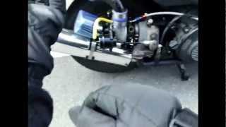 アドレスV125ターボ ADDRESS Turbo Charger power thumbnail