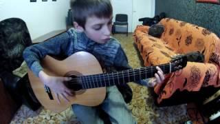 Уроки гитары белгород. (Видео с учениками).
