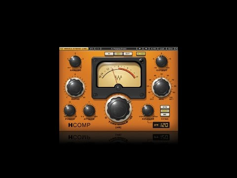 Waves Audio H-Comp Is FREE This Cyber Monday! - Bedroom