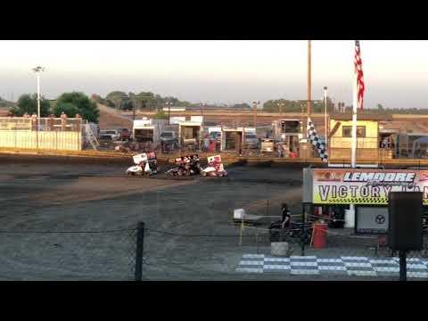 Lemoore Raceway 5/11/19 Jr Sprint Heat Cash