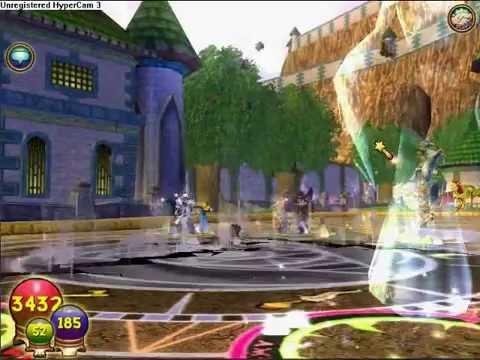 Wizard101 All Spells