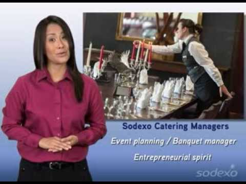 Sodexo Catering Manager Jobs - YouTube