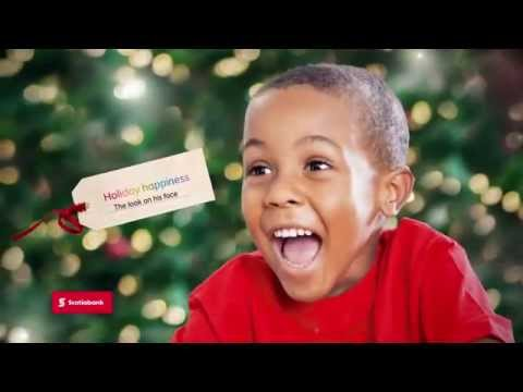 Scotiabank - #HolidayHappiness (Guyana)