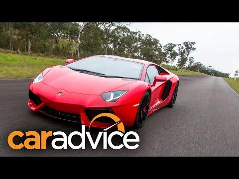 2015 Lamborghini Aventador LP700-4 Review