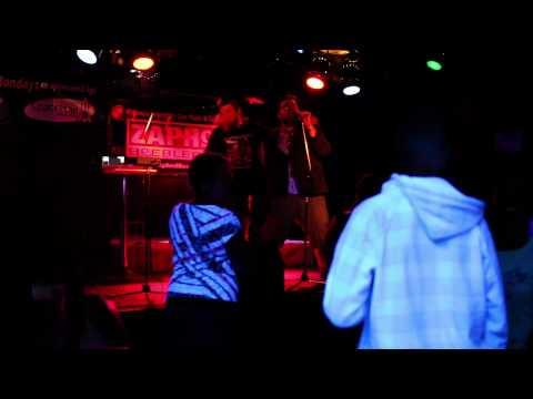 Jesse Dangerously — Halifax Rap Legend (Live @ Zaphod's)