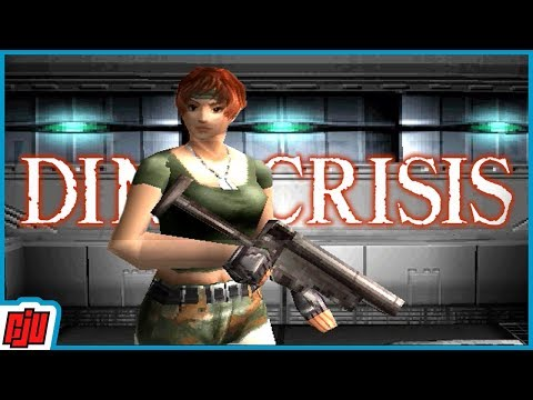 Dino Crisis Part 6 | Survival Horror Game Walkthrough | PC Version Gameplay