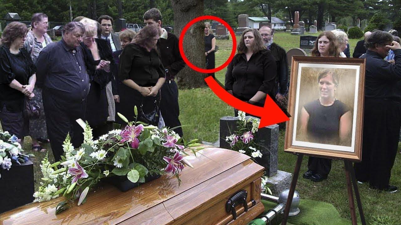 Kendi Cenazesini Ziyaret Etti. Sonrasını Siz Tahmin Edersiniz