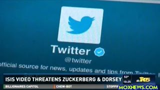 New ISIS Video Targets FACEBOOK And TWITTER CEOs