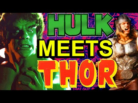 Hulk meets Thor (1988) review