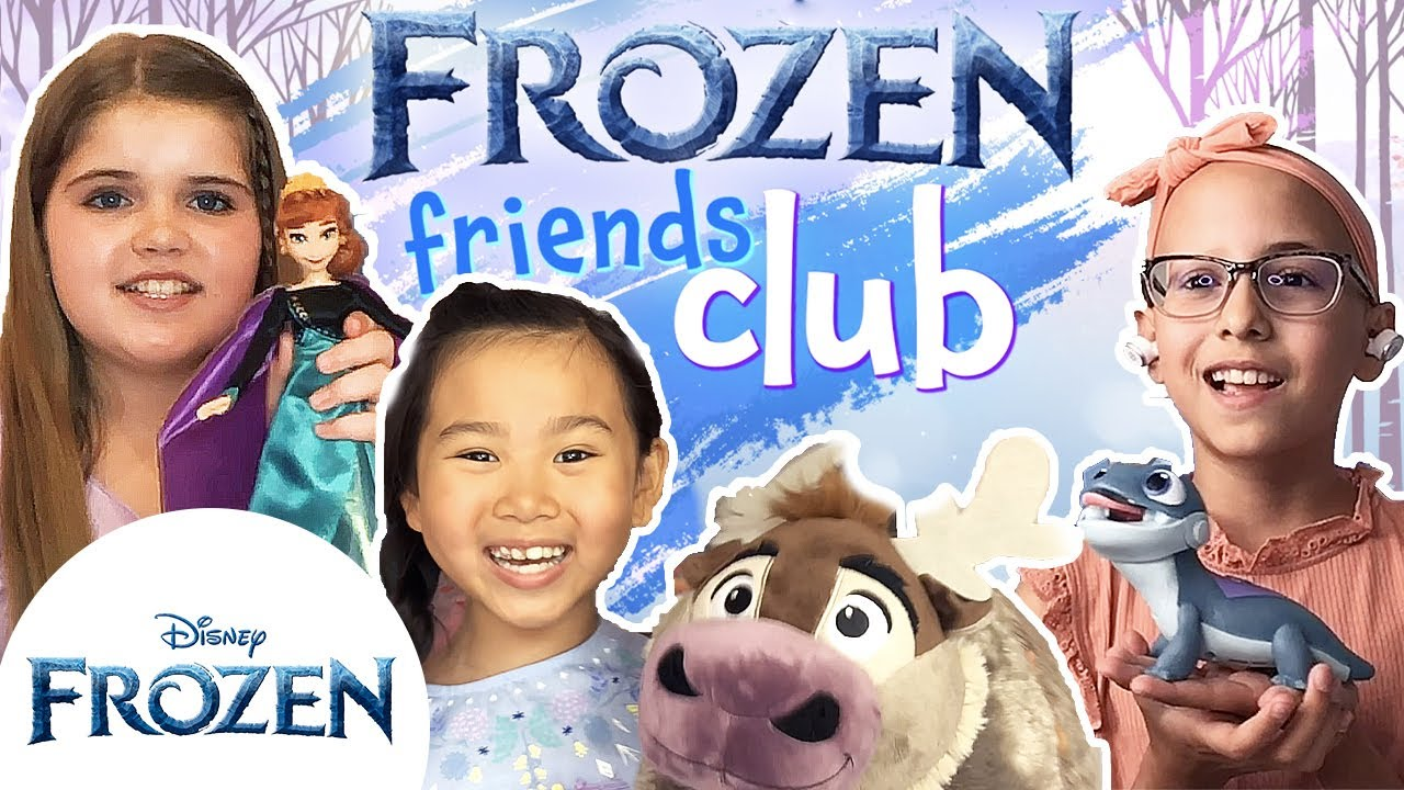 What is Family? | Frozen Friends Club