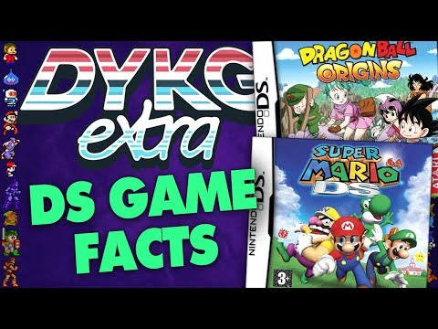 Nintendo DS Games Facts - Did You Know Gaming? Extra Feat. Greg