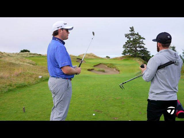 Harry Higgs' Wedge Play at Bandon Dunes Pt. 1 | TaylorMade Golf